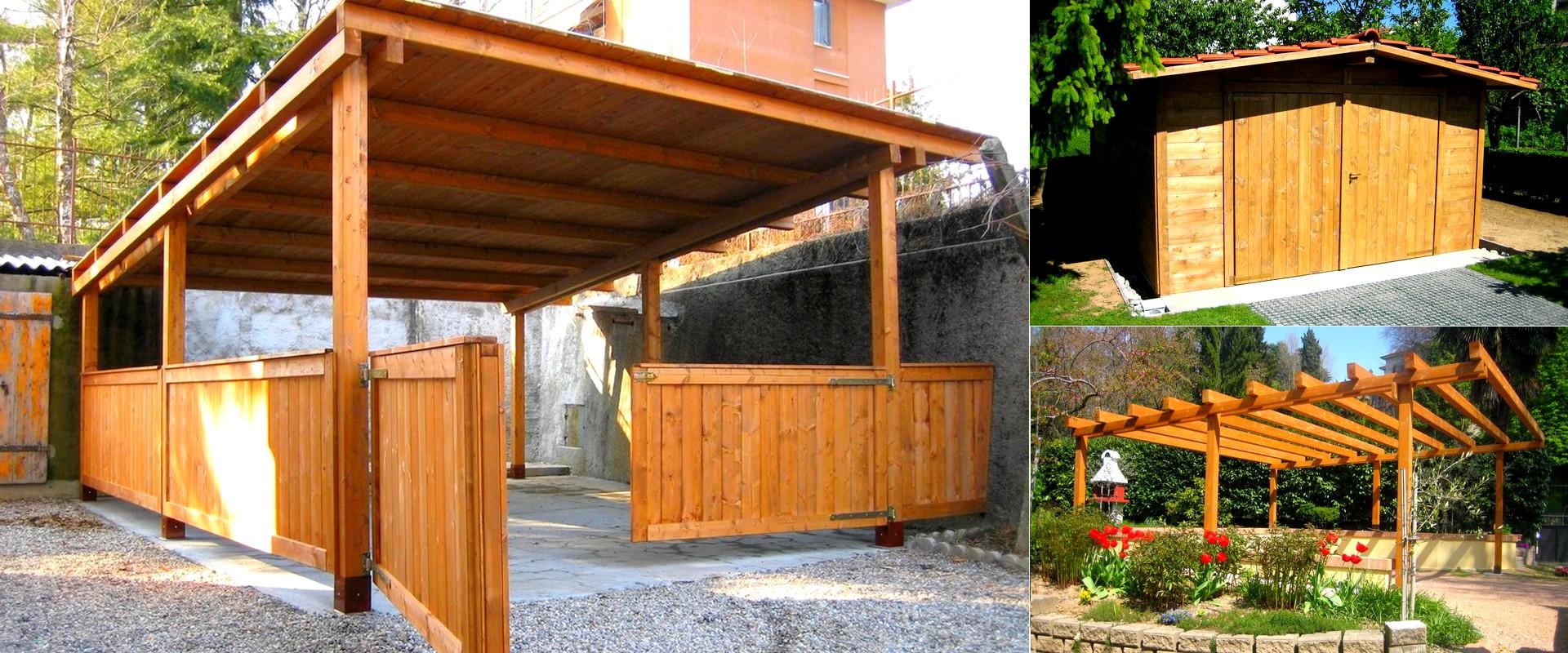 Soluzioni in legno per esterni e giardini for Soluzioni per esterni